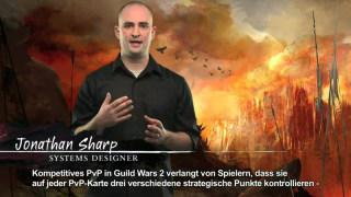 Guild Wars 2 - Entwickler-Video zum Player vs. Player (PvP) System