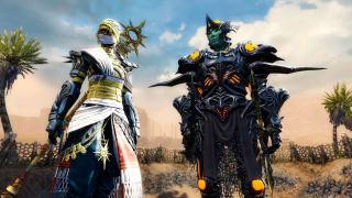 Guild Wars 2: Path of Fire - 'Lebendige Welt - Staffel 4' Teaser Trailer