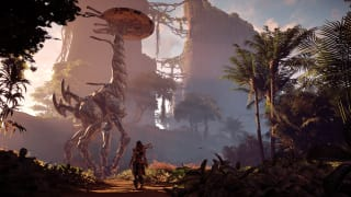Horizon: Zero Dawn - 4K Entwickler-Showcase Gameplay Video