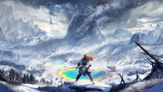 Horizon: Zero Dawn - 'The Frozen Wilds' DLC Environment Trailer
