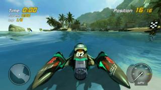 Hydro Thunder Hurricane - Gametrailer