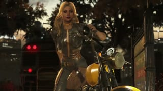 Injustice 2 - Black Canary Gameplay Walkthrough Trailer
