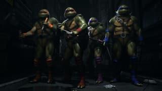Injustice 2 - Teenage Mutant Ninja Turtles Gameplay Trailer