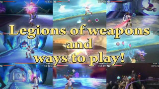 Kid Icarus: Uprising - Weapons Trailer