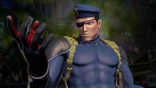 King of Fighters XIV - Heidern Character DLC Trailer