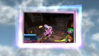 Kingdom Hearts 3D: Dream Drop Distance - Flowmotion Trailer