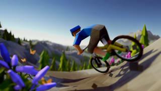 Lonely Mountains: Downhill - Kickstarter Trailer