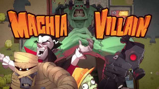 MachiaVillain - Launch Trailer