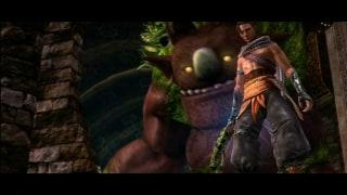 Majin and the Forsaken Kingdom - Gametrailer