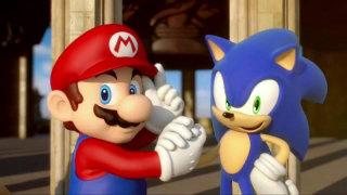 Mario & Sonic bei den Olympischen Spielen: London 2012 - Gametrailer