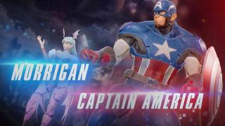 Marvel vs. Capcom: Infinite - Character Gameplay Trailer #2
