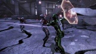 Mass Effect 3 - Free Earth DLC Trailer