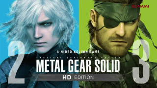 Metal Gear Solid HD Collection - PlayStation Vita Promotion Trailer