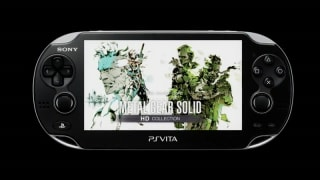 Metal Gear Solid HD Collection - PlayStation Vita Launch Trailer