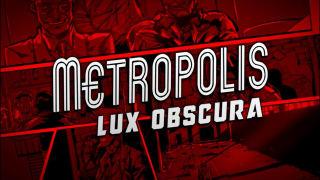 Metropolis: Lux Obscura - Gametrailer