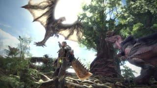Monster Hunter World - 'Uralter Wald' Gameplay Demo Video