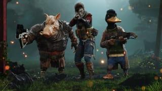 Mutant Year Zero: Road to Eden - Announcement Trailer