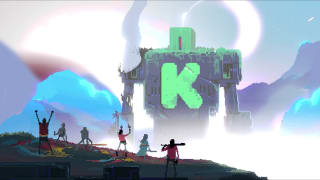 Narita Boy - Kickstarter Promo Trailer #2
