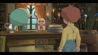 Ni No Kuni: Wrath of the White Witch - Ding Dong Well Gameplay Video #1