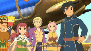 Ni no Kuni II: Revenant Kingdom - 'Team of Heroes' Trailer und Entwickler-Video