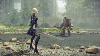 NieR: Automata - 'Elegante Zerstörung' Gameplay Trailer