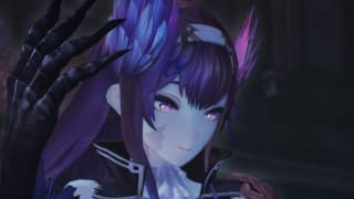 Nights of Azure 2 - 'Event Scenes' Cutscene Trailer (JP)
