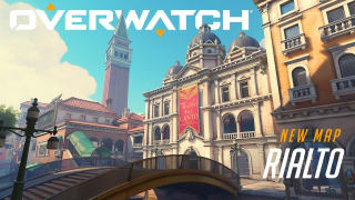 Overwatch - 'Rialto' Map Reveal Trailer