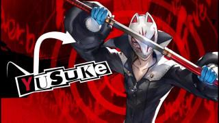 Persona 5 - Yusuke Kitagawa Teaser Trailer