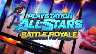 PlayStation All-Stars Battle Royale - Debüt Trailer