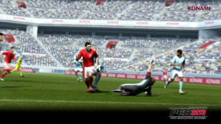 Pro Evolution Soccer 2013 - PES 2013 Gameplay Trailer #1: Game Modes