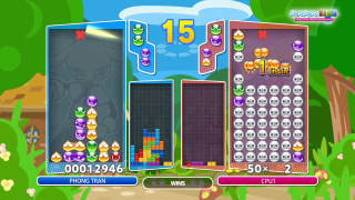Puyo Puyo Tetris - Gametrailer