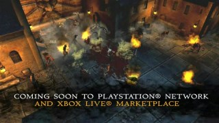 R.A.W. - Realms Of Ancient War - XBLA & PSN Promotion Trailer