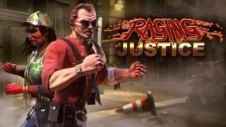 Raging Justice - Announcement Trailer