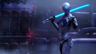Raw Data - 'Saija - The Cyber Ninja' Profile Trailer