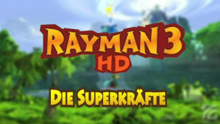 Rayman 3 Hoodlum Havoc HD - Trailer zeigt die Superkräfte
