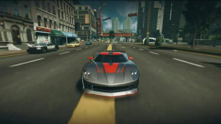 Ridge Racer Unbounded - 'Trying to take over' Trailer