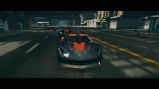 Ridge Racer Unbounded - 'The Ghoster, The Immortal and The Road Wolf' Trailer