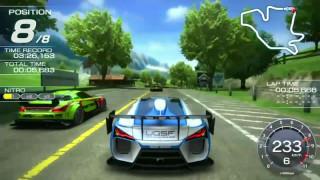 Ridge Racer Vita - Gametrailer