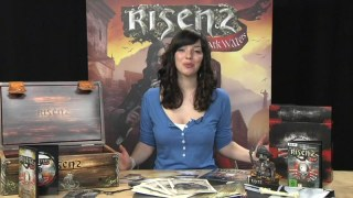Risen 2: Dark Waters - Stahlbarts Schatz Edition Unboxing Video (DE)