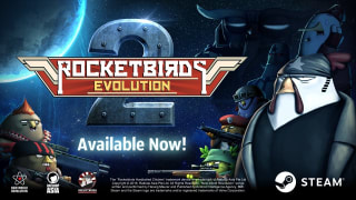 Rocketbirds 2: Evolution - PC Launch Trailer
