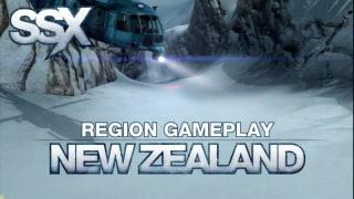 SSX - 'New Zealand' Region Gameplay Trailer
