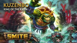 Smite - 'Kuzenbo, King of the Kappa' God Reveal Trailer
