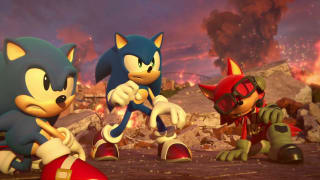 Sonic Forces - E3 2017 Trailer