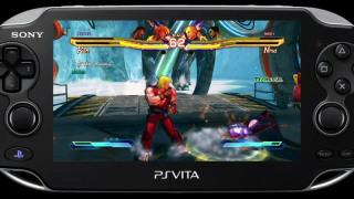 Street Fighter X Tekken - Gametrailer