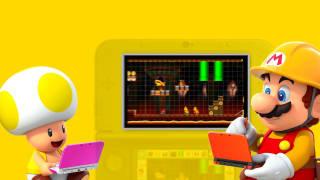Super Mario Maker 3DS - Gameplay Overview Trailer