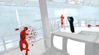 Superhot - Oculus VR Launch Trailer