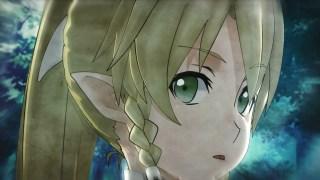 Sword Art Online: Hollow Fragment - E3 2014 Trailer