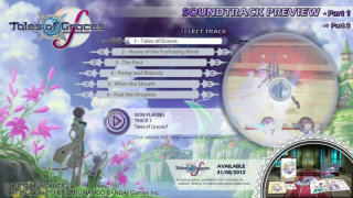 Tales of Graces F - Soundtrack Preview Trailer #1