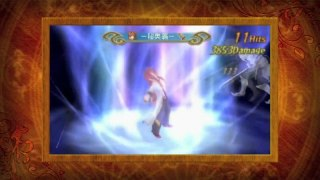 Tales of the Abyss 3DS - Gametrailer
