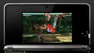 Tekken 3D Prime Edition - Gametrailer